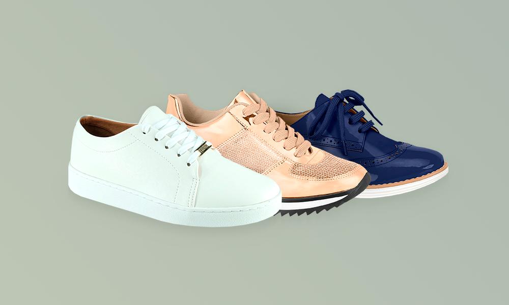 Tendências Sapatos